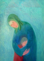 Mother & Daughter, 1999