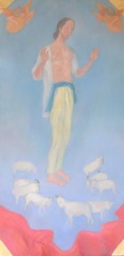 Lord is my Shepherd - homage to Rosso Fiorentino, 2012