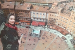 Artist in Siena