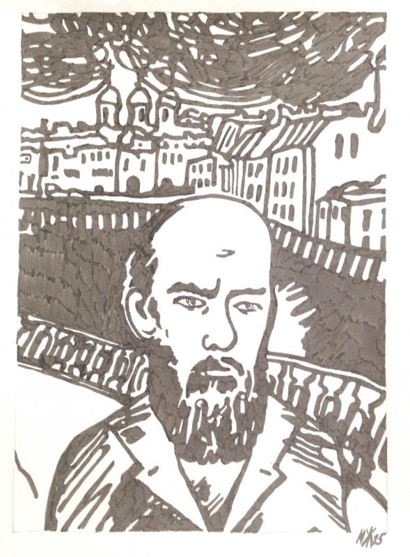 Dostoevsky in Petersburg, 2015