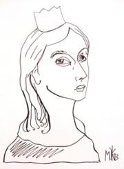 Dissatisfied Princess, 2013