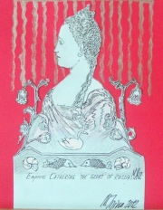 Empress Catherine The Great, 2012