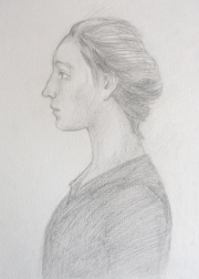 Young woman, 2013