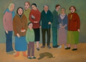 Portrait of a Russian Family, 2004