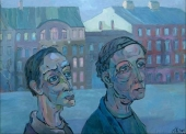 Faces of Saint Petersburg 1, 2005