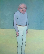 Portrait of Picasso in Old Age, 2004