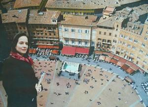 Marina Jijina Artist Profile pic 2014