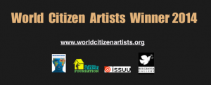 World Citizen Artists Winner 2014
