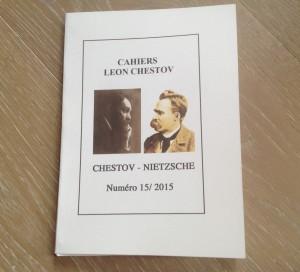 Cahiers Leon Chestov
